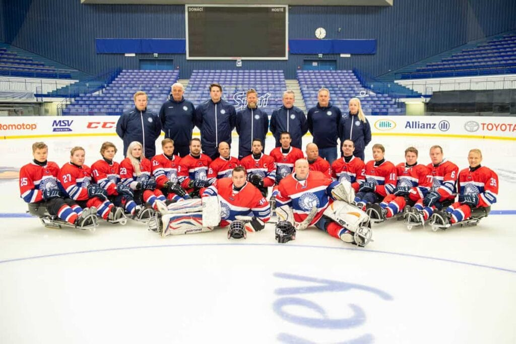 Team Norway on MS 2019 in Ostrava
